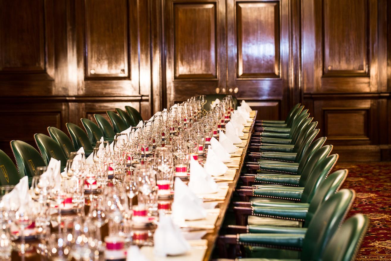 Court Dining Room dinner